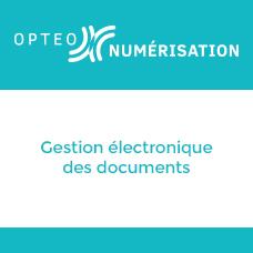 Numérisation, scan de documents